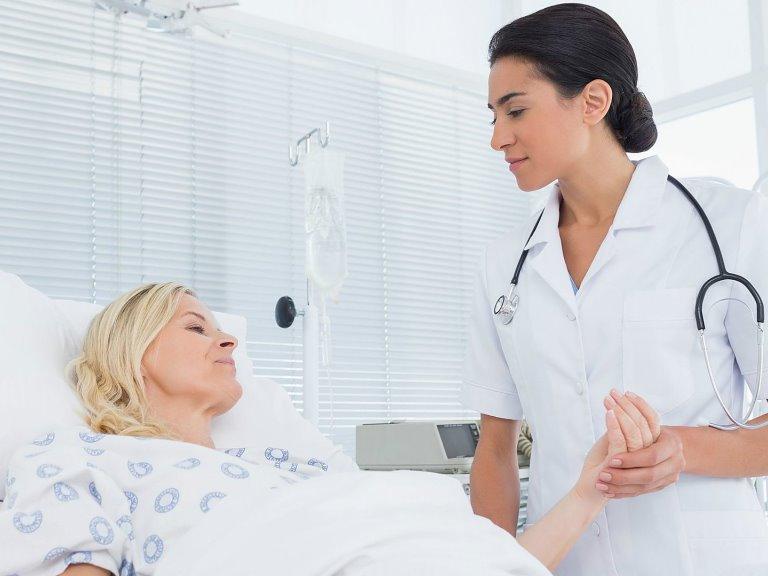 цистит после операции по удалению матки и придатков