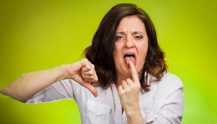 как избавиться от горечи во рту при холецистите