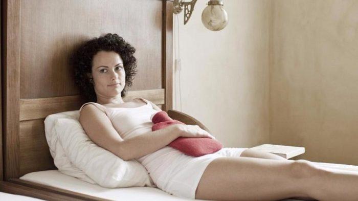 как облегчить состояние при цистите в домашних условиях