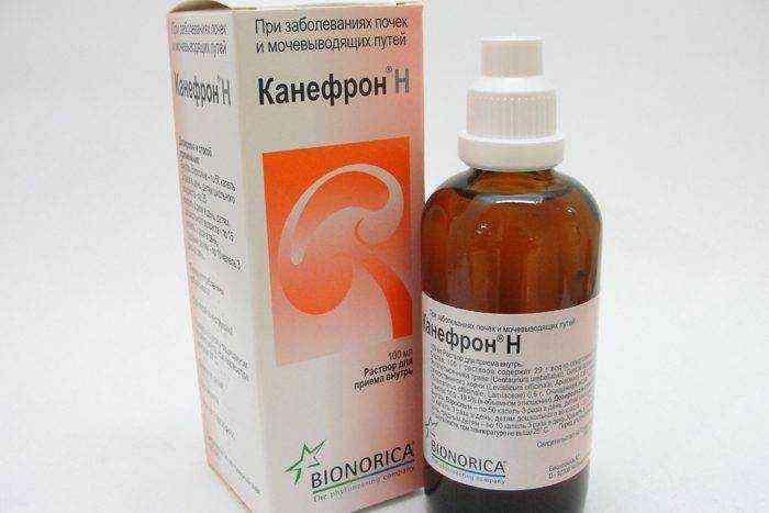 помогает ли канефрон при мочекаменной болезни