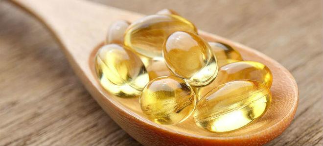 рыбий жир при заболевании печени и холецистита