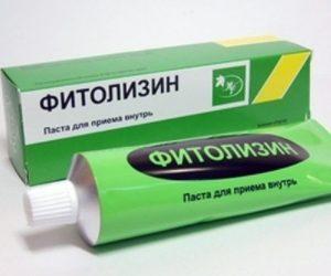 что лучше при цистите фитолизин или цистон