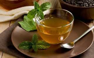 можно ли пить зеленый чай при цистите